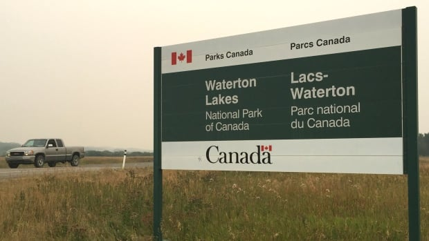 Mandatory evacuation issued for Waterton Lakes National Park and townsite