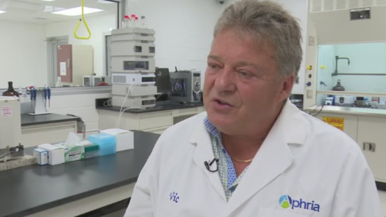 Aphria chief executive, co-founder stepping aside from executive roles