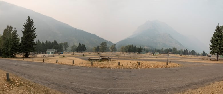 Waterton Lakes National Park ordered to evacuate as wildfire