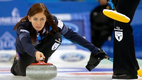 China World Womens Curling