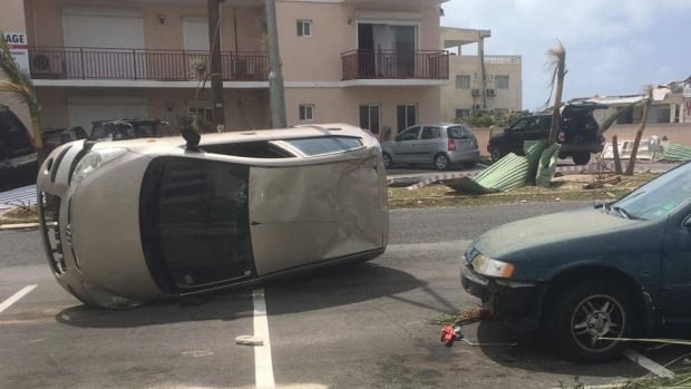 Toronto medical student Morvarid Sanandaji is among 500 students trapped at the American University of the Caribbean school of Medicine after Hurricane Irma devastated the island.