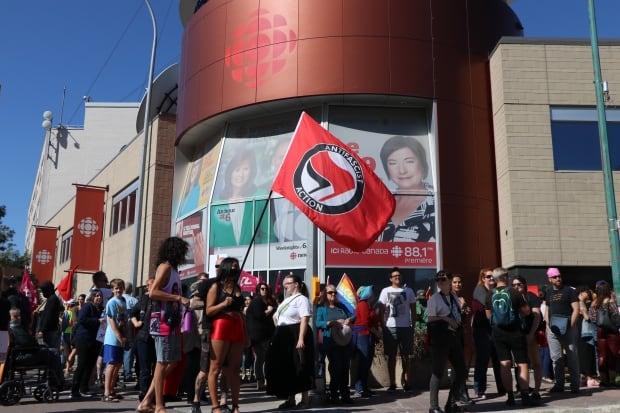 Winnipeg Diversity Rally Against Hate