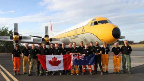 New Zealand Firefighters Return Home After BC Wildfires