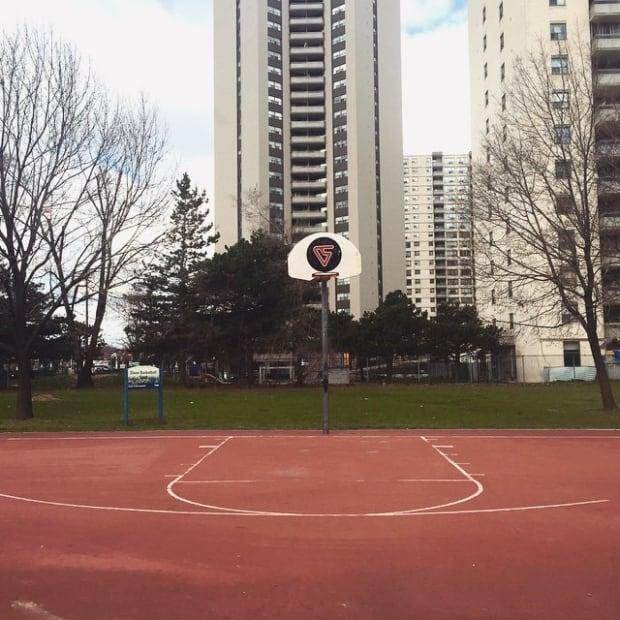 Dixon Park Vince Carter Basketball Court 2