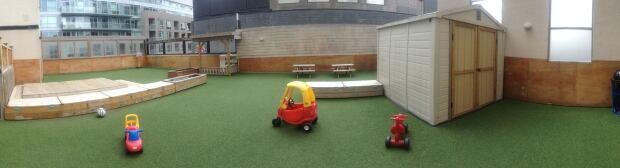 Kinder College Daycare Playground
