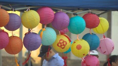 Chinatown Street Festival Winnipeg