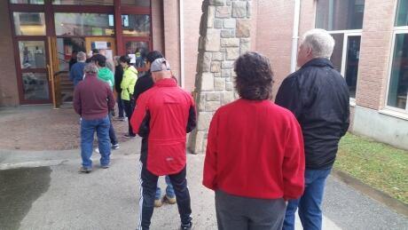 Salt Spring Island Referendum Voters