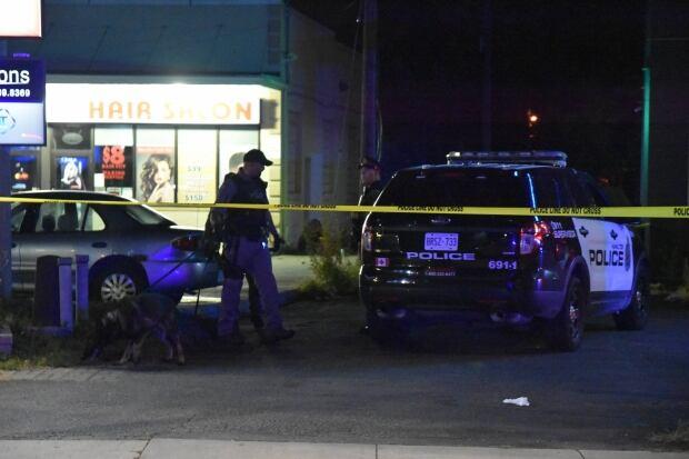 Hamilton Police Murder