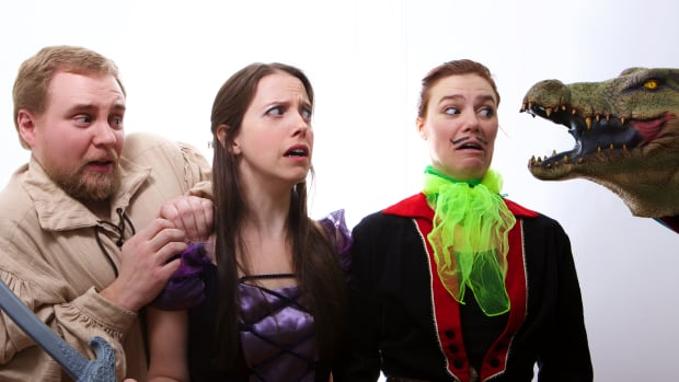 The show Wake-up Sleeping Beauty is being staged as part of the Arts Alive festival in Wakefield and the West Island.