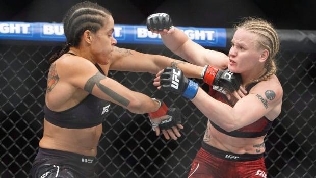 Amanda Nunes Retains Title Against Valentina Shevchenko In Split Nod
