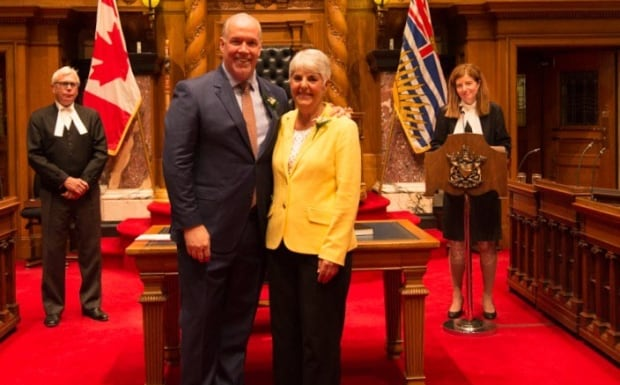 BC NDP to deliver first update on BC budget