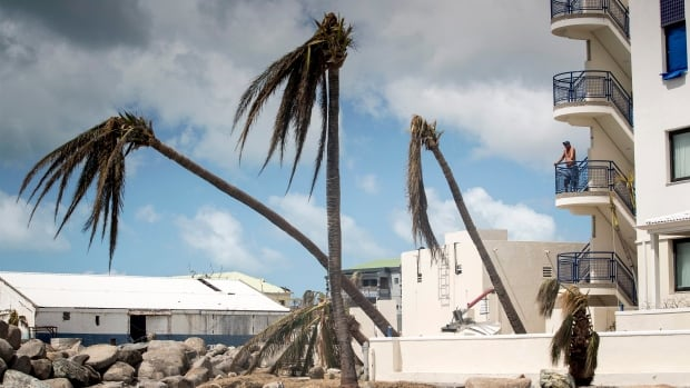 Britain vows long-term support for overseas territories hit by Irma
