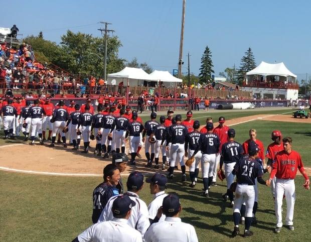 Canada-Japan handshake
