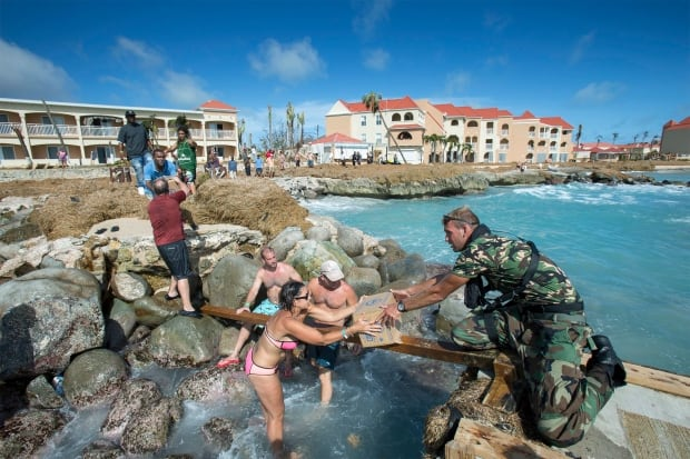 Civilization on Barbuda has been 'extinguished' by Irma