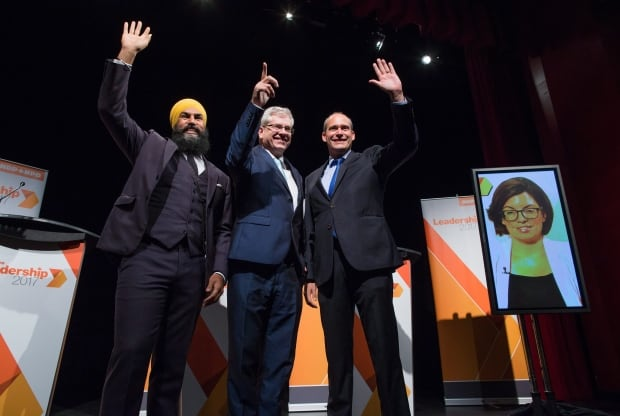 NDP Leadership Debate 20170910