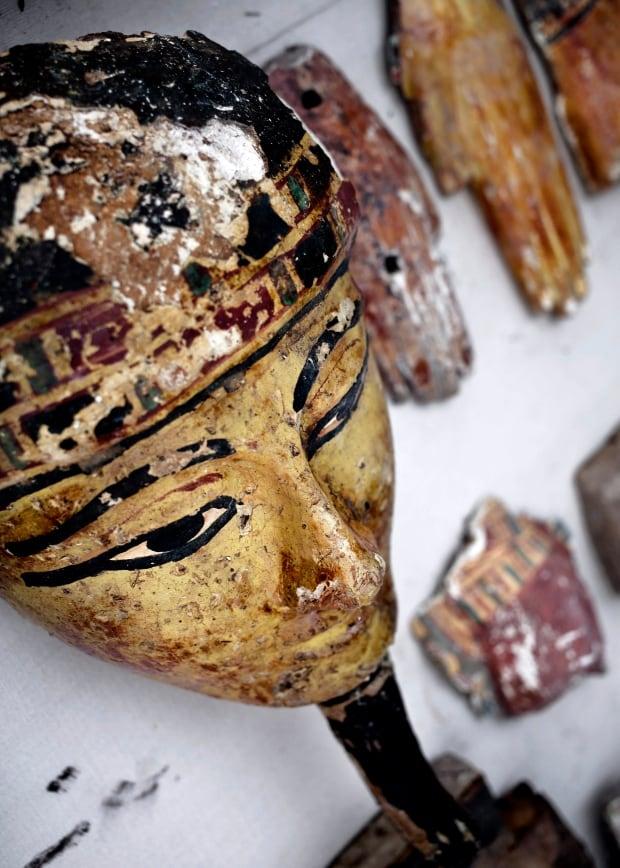 Egypt Goldsmiths Tomb