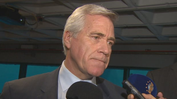 "Newfoundland and Labrador Premier Dwight Ball says Nalcor Energy's refusal to disclose the rates it pays contractors for the Muskrat Falls hydroelectric project doesn't pass his ""smell test."""
