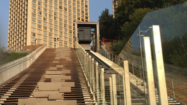 The funicular will be ready before the end of the year, says the city.