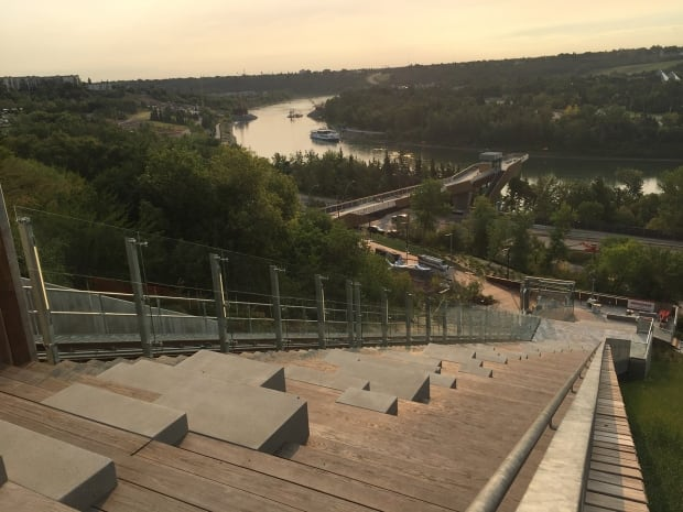Edmonton staircase