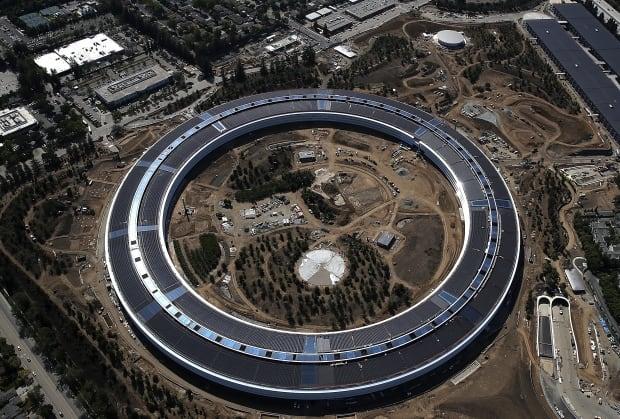 Apple Park, Cupertino, Calif.