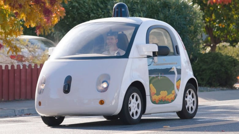 Autonomy: self-driving cars
