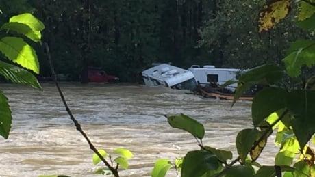 Kitimat flooding