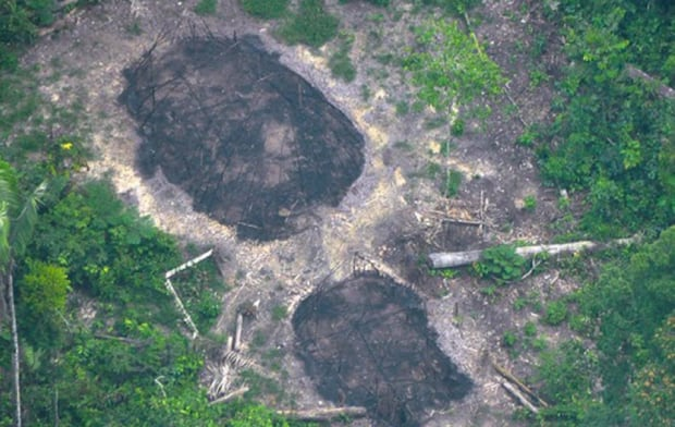 Amazon uncontacted tribes attack