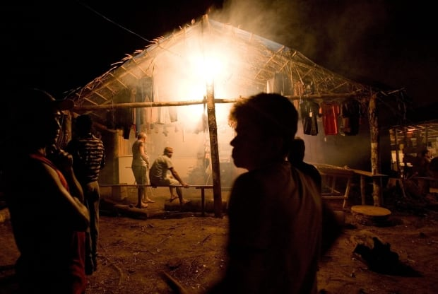 Brazil Amazon Gold Rush
