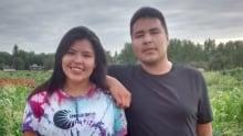 Rhonda and Shane Katimavik