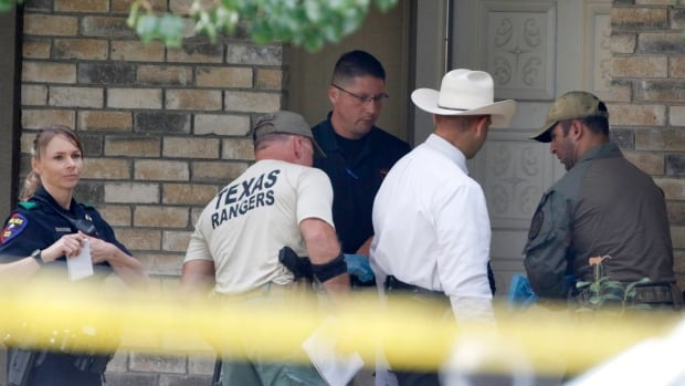 Multiple people were fatally wounded in the shooting, and their attacker was killed by a police officer.
