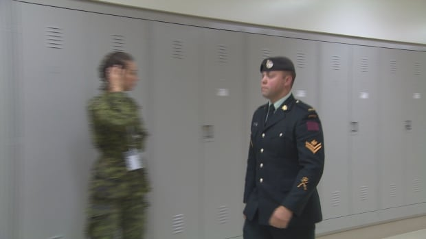 Master Corporal Greg Young