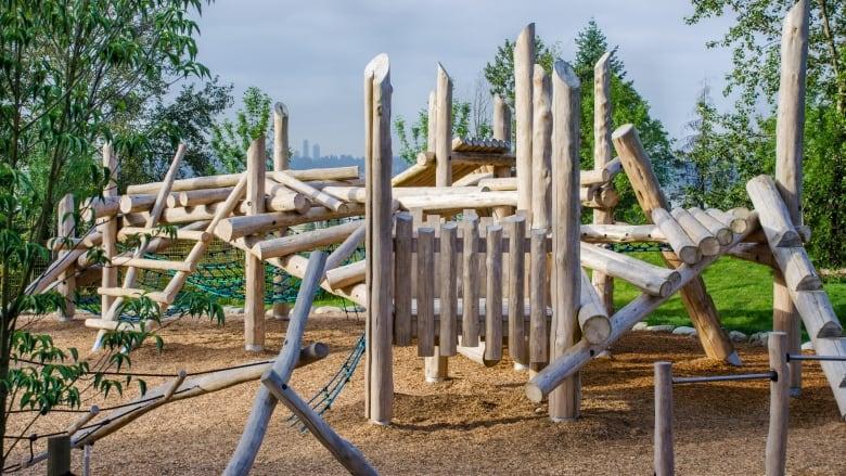 Old Park New Bones Coquitlam B C Park Gets 4 8 Million Makeover