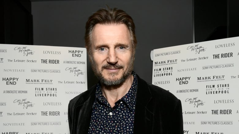 Liam Neeson admits violent thoughts about killing black