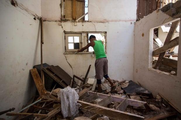 Cuba Hurricane Irma