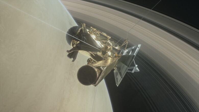 Cassini Grande Finale