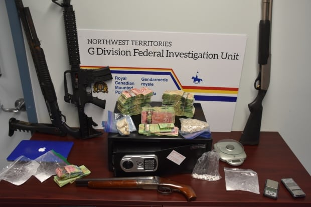 Yellowknife drug bust