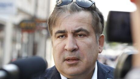 Former Georgian president Mikheil Saakashvili deported to Poland
