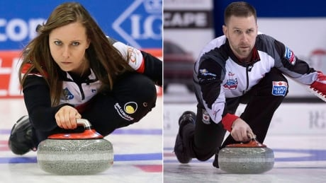 Homan Gushue World Curling Championships Canada