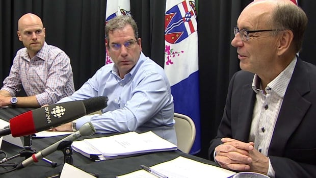 The report by the Yukon Financial Advisory Panel was released at a news conference in Whitehorse Tuesday.