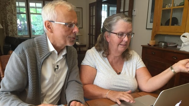 Doug and Patsy Bingley own a home near Naples, Florida, but have been unable to find out if their property suffered damage from Hurricane Irma. The area where their home is located was under a mandatory evacuation.