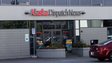 Alaska Newspaper Bankuptcy