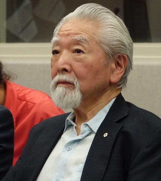 Raymond Moriyama, architect
