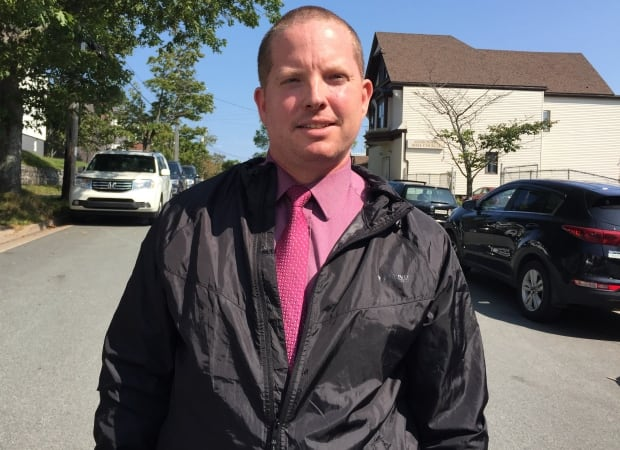 Det. Const Dave Comer with Halifax Regional Police