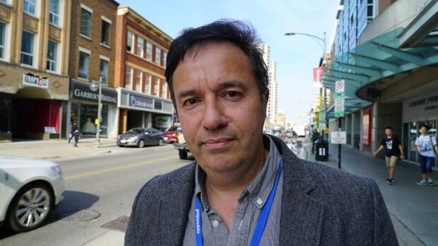 Western University researcher Steven Laviolette is part of a team that studied how certain pharmaceuticals could reverse the adverse effects of chronic adolescent marijuana use.