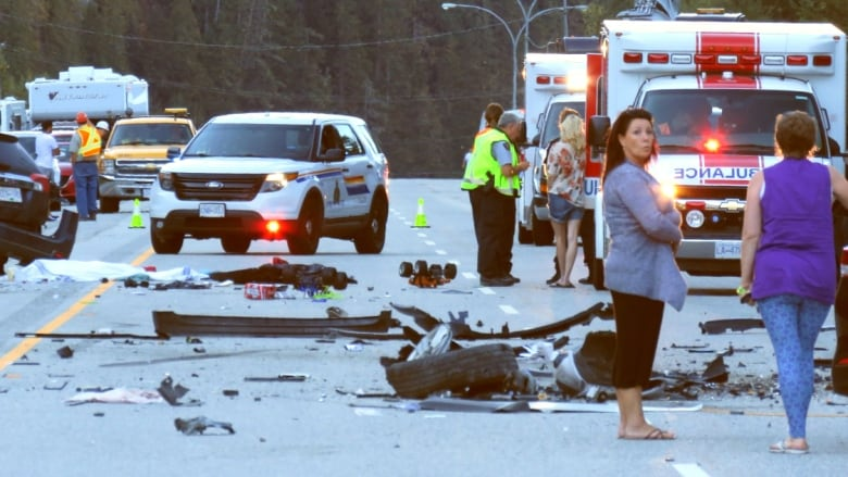 Suspect wanted in deadly Hope crash arrested