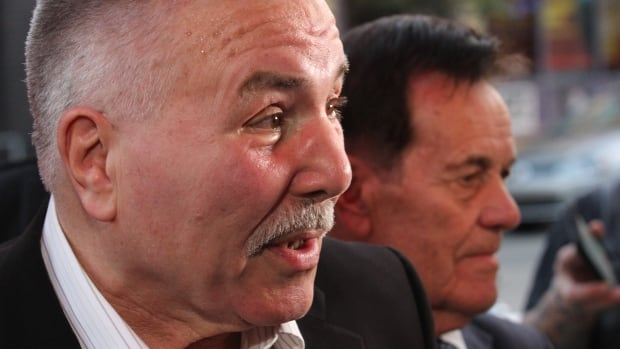 George Chuvalo, a Canadian heavyweight champion who once went toe-to-toe with Muhammad Ali, celebrated his 80th birthday in Toronto Tuesday evening.
