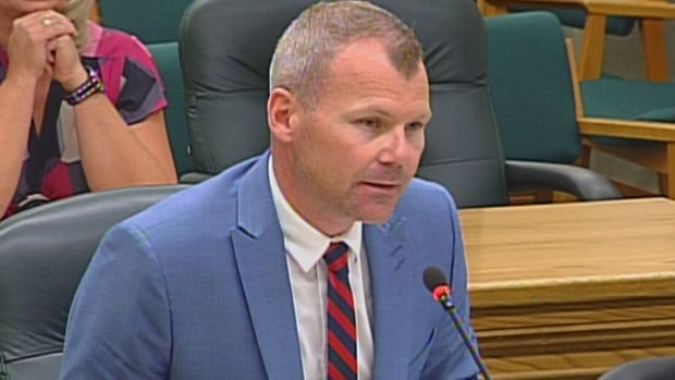 Current Minister responsible for the GTH Dustin Duncan was at Tuesday's Standing Committee on the Economy to answer questions on the authority.