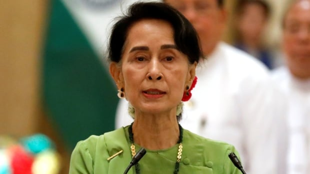 Myanmar State Counsellor Aung San Suu Kyi has no control over the country's security operations. But her public silence on the alleged mass murder and arson of Rohingya Muslims and their communities has critics calling for her Nobel prize to be revoked.