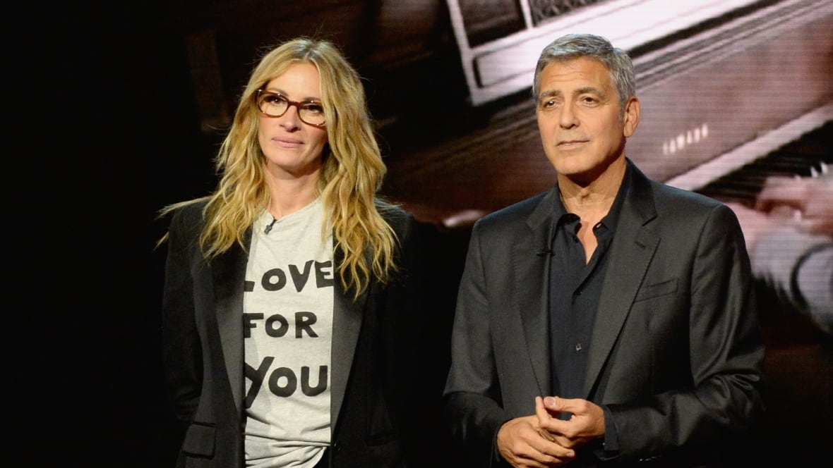 Hand in Hand benefit: George Clooney, Oprah, Justin Bieber make TV appeal for hurricane relief