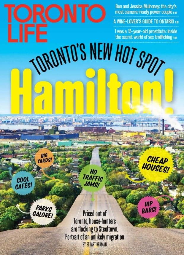 Toronto Life Hamilton cover